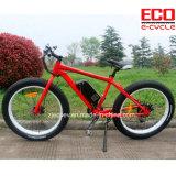 Bici de montaña con la batería de litio para la bicicleta eléctrica masculina
