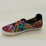 Novo modelo de sapatos de tecido unissex Comprar Athletic Shoes