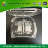 De plastic Rechthoekige Verpakkende Doos van het Compartiment