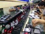 La bille Pokeball Pokemon de poussé du fournisseur Wholesale12000mAh de la Chine disparaissent côté portatif de pouvoir de chargeur d'USB avec l'éclairage LED