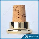 صنع وفقا لطلب الزّبون نوع ذهب معدن [بوتّل كب] لأنّ خمر ثقيلة ([هج-مكجم05])