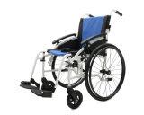 Il peso leggero di alluminio, auto aziona la sedia a rotelle (AL-005B)