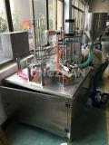 Машина запечатывания роторной чашки заполняя для капсулы кофеего