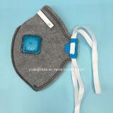 Het gevouwen Actieve Beschermende Masker van het Stof van de Koolstof voor Industrie