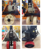 (Herrman) de China de la venta caliente 2-3 Ton mano carro de plataforma
