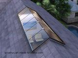 Double vitrage Frais généraux de conception de la fenêtre de toit en verre de fenêtre de toit ouvrant
