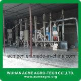 máquinas cocidas a medias del molino de arroz del conjunto completo 1ton/H