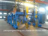 Saldatrice automatica calda della struttura d'acciaio del fascio del t/h di vendita