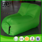 安い屋外の携帯用ラウンジの穏かで不精なソファーの椅子
