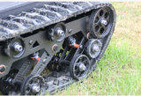 Châssis en caoutchouc à robot Robot chantier (K01SP10SCS2)