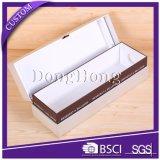 Personnalisé Carton Papier Bouteille de vin avec poignée Emballage