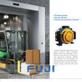 De Lift van de Vracht van de Lift van Goederen FUJI Gearless voor Verkoop