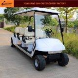 セリウムの証明6のSeaterの電気ゴルフカート