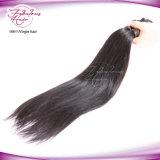 まっすぐなバージンの黒髪のためのペルーのRemyの毛の拡張