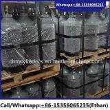 Cilindri d'acciaio riutilizzabili 3.4L dell'azoto dell'ossigeno