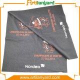 Bandana en polyester coloré avec logo d'impression