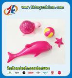 최신 판매 소형 해양동물은 돌고래와 거북 장난감을