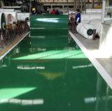 علويّة [قولتيي] صناعيّ حزام سير صاحب مصنع اللون الأخضر [بفك] [كنفور بلت]