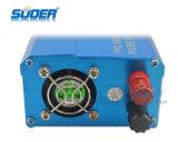 Suoer 12V Gleichstrom Sinus-Wellen-Sonnenenergie-Inverter Wechselstrom-500W zum reinen (FPC-500A)