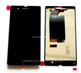 LCD móvil, Pantalla Display LCD completo con pantalla táctil de la Asamblea digitalizador para Sony Xperia Z L36h, LCD Teléfono