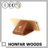 Держатель телефона вспомогательного оборудования мобильного телефона деревянный