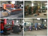 Estrutura metálica, chapa metálica, fabricação de peças metálicas personalizadas/Receptáculo de rack