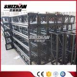 Ферменная конструкция болта/винта черного квадрата порошка Shizhan алюминиевая