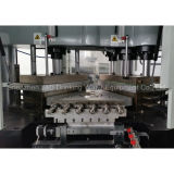 Machine en plastique automatique de soufflage de corps creux d'injection pour le HDPE