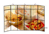 3X6 Panel Plegado de la pantalla stand para exposiciones y ferias