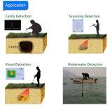 V4-50 de multifunctionele Geologische Gouden Scanner van het Metaal van de Schatten van de Exploratie