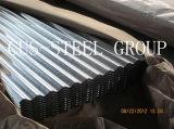 電流を通された鋼鉄金属の屋根ふきか波形鉄板の屋根ふきシート