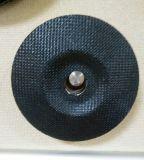 Disco de la fibra de la fibra de vidrio de la vinculación del abrasivo y de la resina