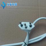 Cavo di alimentazione di Inmetro Approvedbrazil 3-Pin con il cavo di H03VV-F 3G0.75 (B3-10)