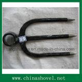 Сапка вилки стали углерода инструмента сапки вилки аграрная