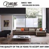 거실 집 부분적인 직물 소파 (G7601A)
