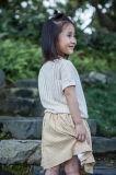 Одежды детей хлопка Phoebee для девушок Выдолбили-вне тенниску