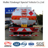 camion de pétrolier de l'euro 3 de 14cbm Dongfeng Kinrun avec Cummins