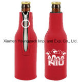 Venda Por Atacado Promocional Personalizado Custom Impresso Isolado Neoprene Beer Stubby Can Cooler Holder