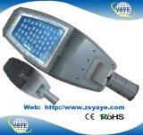 Yaye 18 Sel caliente Ce / Cumple con la homologación de Factory Top Precio Calle de la buena calidad 30W de luz LED, LED 30W lámpara del camino