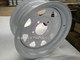 Cerchioni e gomme d'acciaio pneumatici galvanizzati 13*4.5 per il rimorchio