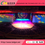 P3.91 Indoor HD Full Color Vermietung LED-Anzeige (500 * 500 mm / 500 * 1000mm)