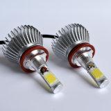 Faro più poco costoso dell'automobile della PANNOCCHIA LED del girasole H8 del faro del LED