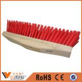 Spazzola ampia del blocco della scopa di legno del pavimento