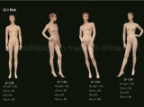 Fashion Mannequin Feminino para Moda