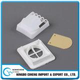 Soupape en plastique de reniflard d'exhalation blanche faite sur commande de respirateur