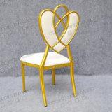 Comércio por grosso de madeira Novo Design de alta qualidade Cadeira de Aço Inoxidável (YC-D88-1)