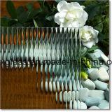 Il vetro modellato ha calcolato il vetro usato per la finestra, la mobilia, stanza da bagno
