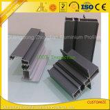 Powder Coating Aluminium chaleur Profils isolants pour portes et fenêtres