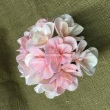 Цветок покрашенный украшением искусственний деревянный (SFA46)