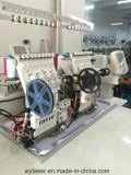 Wy1202c 2 cabeza toque Equipo tapa comercial de la máquina de bordado estilo Tajima